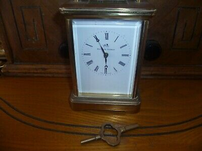 Matthew Norman Swiss Made Repeater Carriage Clock