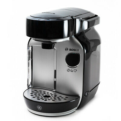 Bosch TAS75SE2 Tassimo Caddy Argent Edition Machine à Capsules Incl. 2 Support