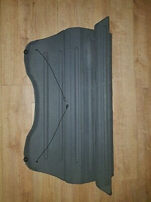 Ford C Max Model 2003 - 2010 Dark  Grey Folding Luggage Cover With Strings