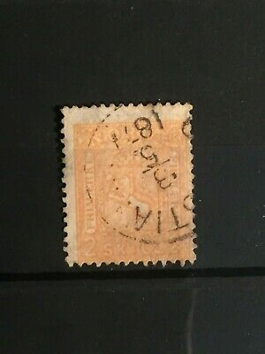 Scott #12 1867-68 Norway Stamp Used