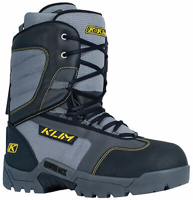 Klim Radium GTX Boots (Pair) Black Adult Size 6-14