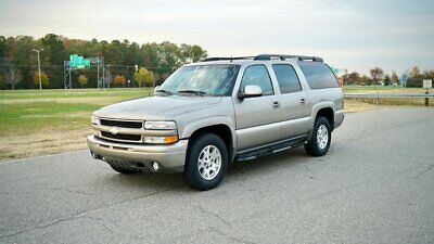 2002 Chevrolet Suburban 4dr 1500 4WD Z71 UBURBAN Z71 4X4 / LEATHER / $5500 SERVICE JUST PERFORMED / 1 OWNER / NO RESERVE