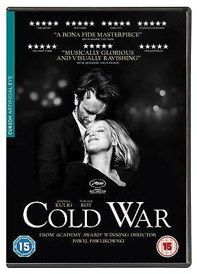 Cold War - New DVD / Still Sealed / Free Delivery