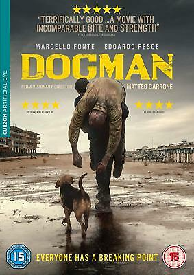 Dogman - New DVD / Still Sealed / Free Delivery
