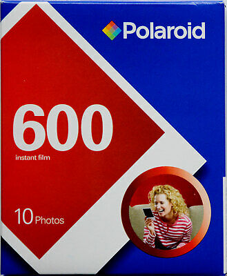 POLAROID 600 Instant Film - use by 07/2009 - 1 pack