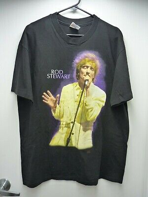Vintage Original ROD STEWART 1994 A Night to Remember Concert Tour T-Shirt 730d6c5548d2