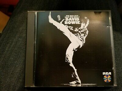 David Bowie Man Who Sold The World Rare Rca German Original Cd Rare