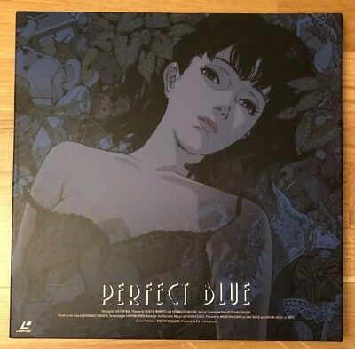 Perfect Blue Collector's Edition Japanese Anime Laserdisc