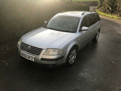 VW Passat Estate 2002 1.9 sport tdi pd130