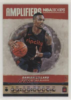 374be94daf6b9 DAMIAN LILLARD 2012-13 Panini Nba Hoops #6 Draft Night Rookie Card ...