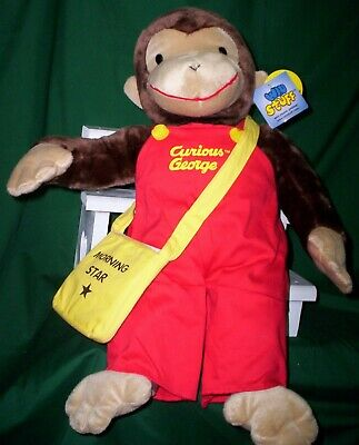 Curious George Large Plush Toy