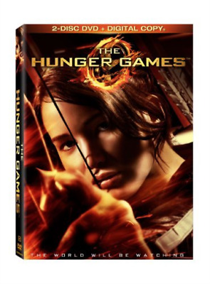 LAWRENCE,JENNIFER-Hunger Games DVD NEW