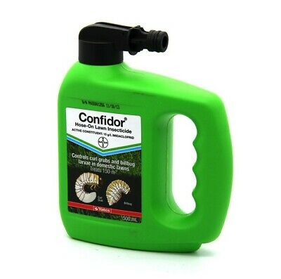 Yates Confidor hose on lawn insecticide 500ml Garden Pest Control