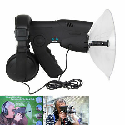 Extreme Sound Amplifier Spy Ear Bionic Listening Device High Quality Headphones