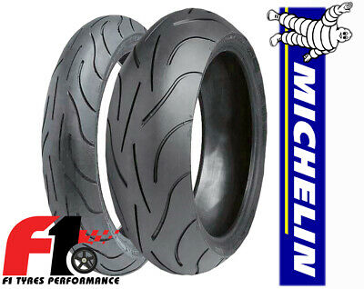Coppia Gomme Moto Michelin Pilot Power 120/70ZR17 (58W)+190/50ZR17 (73W) [4G]