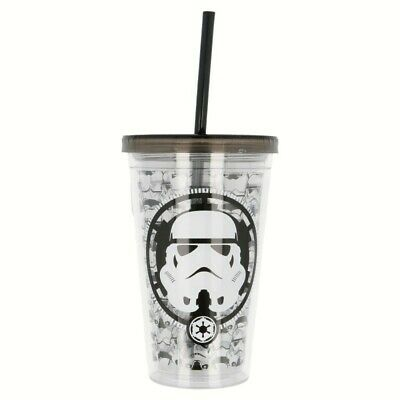 Vaso Doble Pared Cafe Helado 450 Ml | Star Wars