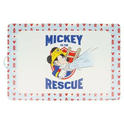 Mantel Individual Toddler Mickey Mouse - Disney - To The Rescue