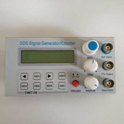 5MHz DDS Function Signal Generator SGP1005S  signal source frequency