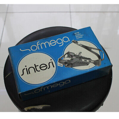 Ofmega Sintesi Pedals NOS New In Box