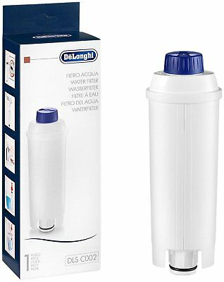 De'Longhi 1 Piece Water Filter - Reduces Lime Scale - Easy Use and Installation