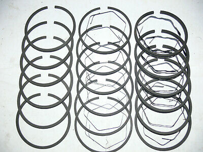 1934 to 1937 STUDEBAKER DICTATOR 1A, 2A, 3A, 4A, 5A, 6A STANDARD PISTON RINGS