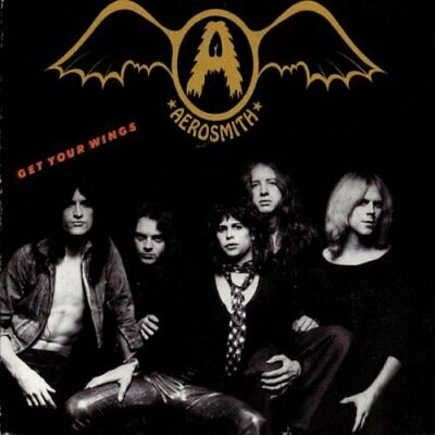 Aerosmith-Get Your Wings CD NEW