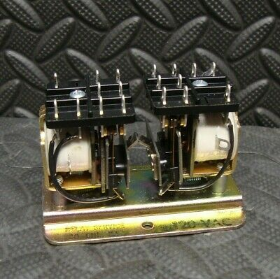 NEW Relay Service Co 7217K49 Latching Relay  120 V AC
