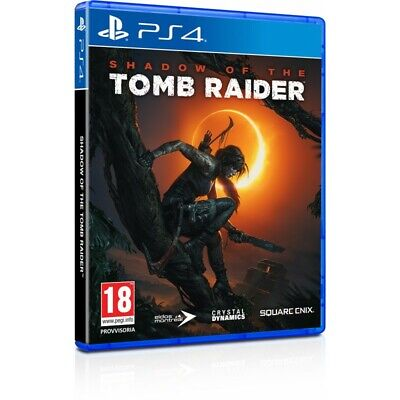 Shadow Of The Tomb Raider Playstation 4 PS4 - Console e Videogiochi #0353