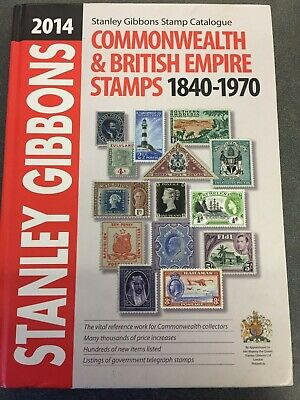 2014 Stanley Gibbons Commonwealth and British Empire Stamp Catalogue
