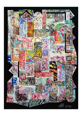 Collage 10 - 30 x 40 - 2011