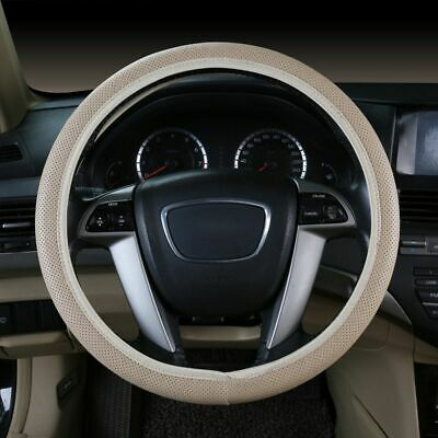Steering Cover Wheel Car-styling Universal Soft Leather Accessory For Ford Focus
