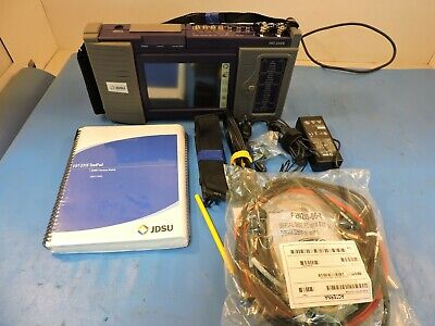 JDSU SONET Communications Analyzer FST-2310, - 90 Day Warranty