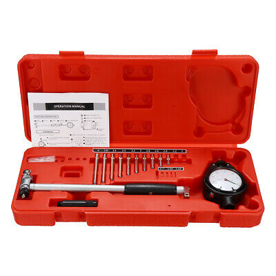 Engine Cylinder 2-6 Inch Dial Bore Gauge Measuring Dial Indicator Resolution 0.0