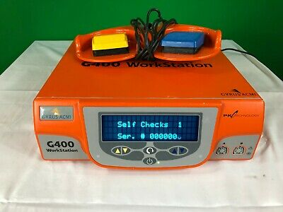 Gyrus ACMI PK Technology G400 Waveform Generator Work Station