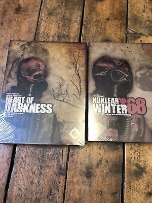 Nuklear Winter 68 and Expansion Heart of Darkness Lock N load New and sealed OOP