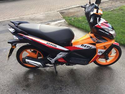 Honda Nsc 50 R Repsol Scooter. Good Condition. Drives Well