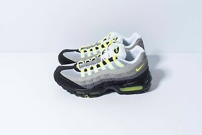 brand new e3225 fb3ee Nike Air Max  95 2010 - Cool Grey Neon Yellow, 609048-072