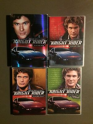 DVD's Knight Rider The Complete Series