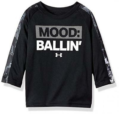 Under Armour Infant Boys Mood: Ballin' Dry Fit Top Size 12M $28