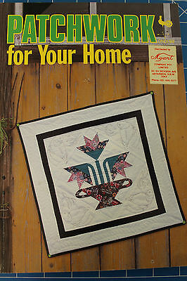 Book - Patchwork for your Home by Ondori - Lot B72