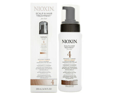 Nioxin System 4 Scalp Treatment 200mL