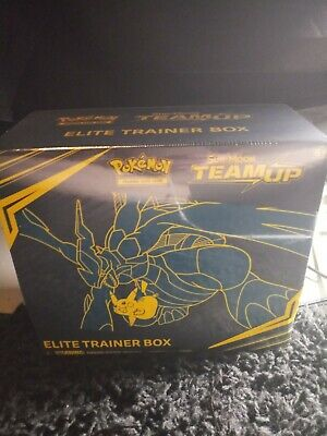 Pokemon TCG: Sun & Moon Team Up - Elite Trainer Box