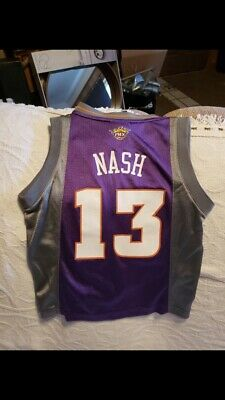 low priced 1ec33 786a7 NBA EXCLUSIVE COLLECTION Phoenix Suns Steve Nash Youth Shirt ...