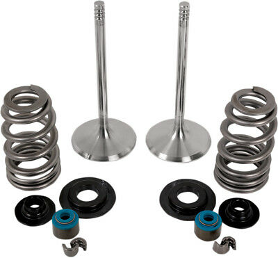 """Vance & Hines Exhaust Valve and Spring Set 1.610"""" 35-4541"""