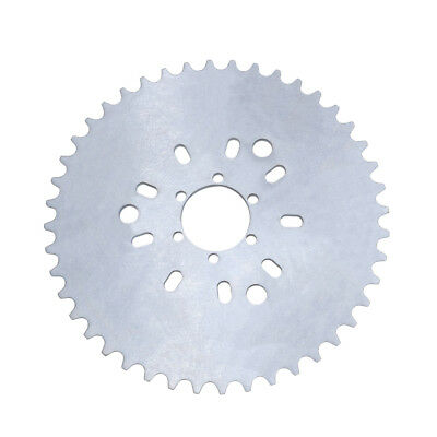 MOTORIZED BICYCLE SPROCKET 46T WORKS WITH MAG WHEELS OR THREE POINT ADAPTERS