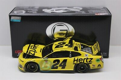 2019 WILLIAM BYRON #24 Hertz 1:24 Diecast  Elite 143 Made In Stock Free Shipping