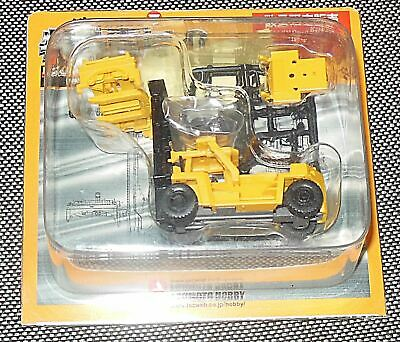 N Scale New/unused Large Container Forklift In Sealed Bubble Pack