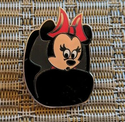 Disney Pin - Haunted Mansion - Minnie Mouse - Doom Buggy