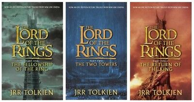 Lord Of The Rings Trilogy Audiobook Collection J.R.R Tolkien Digital MP3 Files