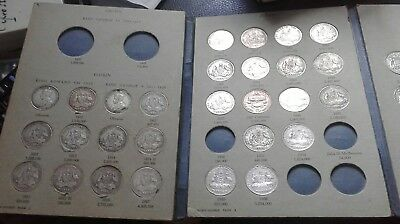 Australia florin set!!. With two needed 1932 34/5